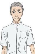 Hiroyuki bust