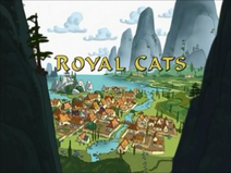 Royal Cats Title