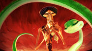 Omar:The snake charmer