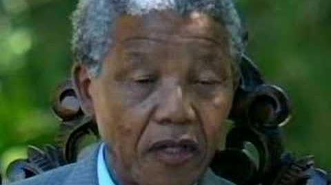 Nelson Mandela Released 1990