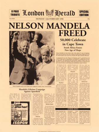 Nelson-Mandela-Freed-Print-C10109556
