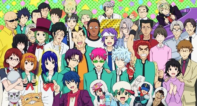 saiki kusuo no sai nan wikia fandom powered by wikia characters