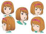 Yumehara Chiyo face