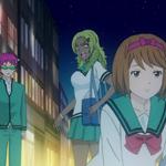 Mikoto surprised on Kusuo's healing