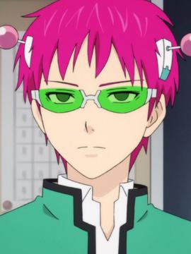 Saiki anime 1