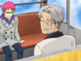 Hurray! Tsundere Grandpa