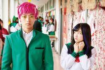 Kusuo and Kokomi (Live Action)