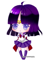 Sailor saturn chibi by genishihara-d6csx2h