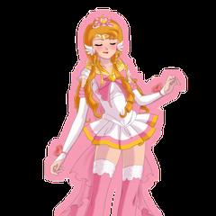 Super Sailor ómorfos