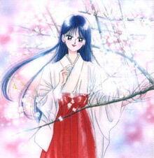 Rei Hino Miko