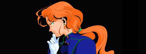 11 Sailor Moon - Zoisite Repräsentantin von Europa