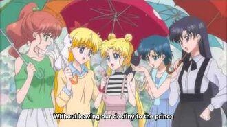 Sailor moon crystal - opening - HD 1080p