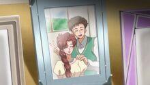 Makotos Eltern