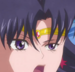 Sailor Mars Crystal deformed