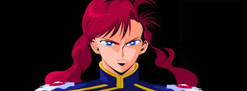 6 Sailor Moon - Nephrite Repräsentant von Nord Amerika