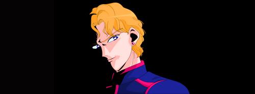 1 Sailor Moon - Jadeite Repräsentant des Fernen Osten