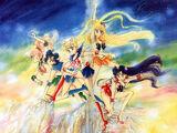 Act 15: Invasion - Sailor Mars