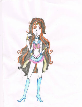 Sailor artemis by annamarie123-d4rowt1