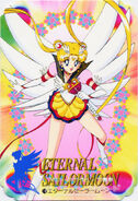 Eternal Sailor Moon Card