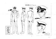 Jadeite Captain Settei