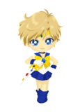 Sailor Uranus SMD