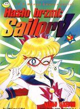 Hasło brzmi: Sailor V (tom 3)