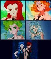Las 5 brujas