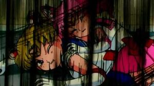 Double Sailor Moon Kick!