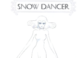 Śnieżna Tancerka