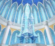 Kryształowa Wieża w Komnacie Modlitwy (SMC)