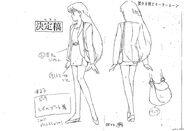 Rei Anime Design 11