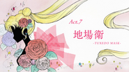 Act. 7 - Mamoru Chiba, Tuxedo Mask