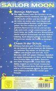 Sailor Moon Vol. 6 - German VHS Back