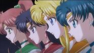 INNER SENSHI - SAILOR PLANET ATTACK (SAILOR MOON CRYSTAL)