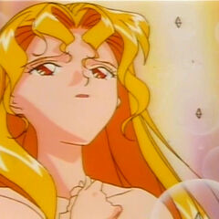 Sailor Galaxia es purificada por Sailor Moon