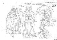 Usagi Outfit Design 22