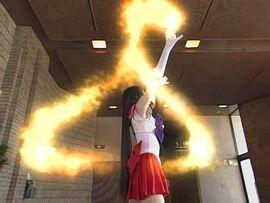 Sailor Mars PGSM - act23