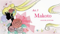 SMC; Act-5 Makoto Sailor Jupiter Ep-Title Card