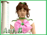 Act 6 - The Transfer Student is Sailor Jupiter!