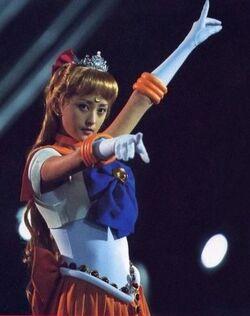 Princess Sailor Venus 00