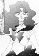 Sailor Neptune in the Manga
