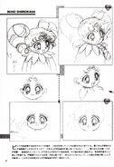 Chibiusa Sketch 3