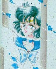 Ami Mizuno sau Sailor Mercur