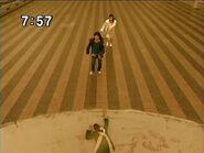 Usagi i Ami ratują Makoto PGSM - act15