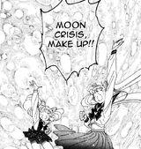 Moon Crisis, Make Up