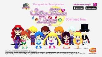 IOS Android SailorMoon Drops