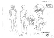 Jadeite Anime Design 1