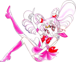 Sailor Chibi Moon Mangá Infobox