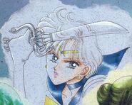 Kosmiczny Miecz Sailor Uranus
