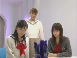 Ami, Rei, Makoto PGSM - act7